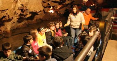 cuevas sant josep excursion ingles