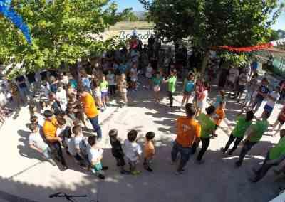 Primer Dia Campamento Verano inglés