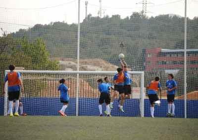 Entrenamientos Campus de Futbol Sunderland