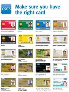 cscs card
