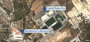 Alojamiento campus futbol verano