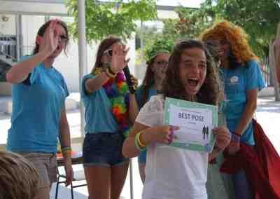 Actividades divertidas en la escuela de verano