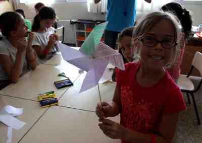 Creatividad y Actividades en inglés