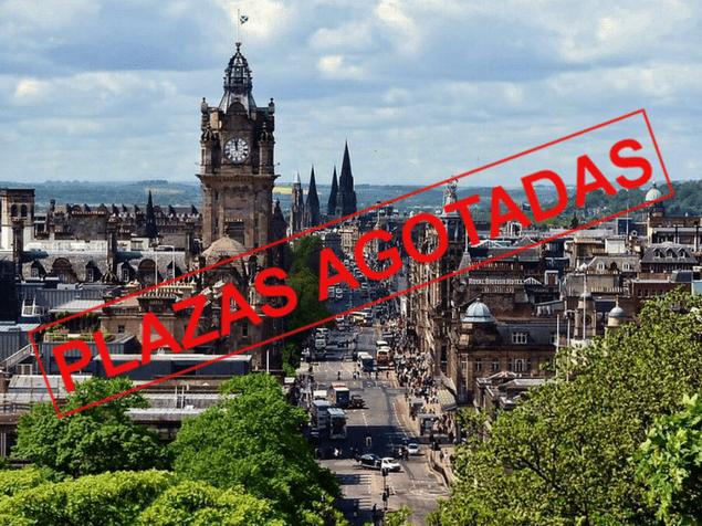 Curso de inglés en el extranjero Edimburgo - Inglaterra en Casa