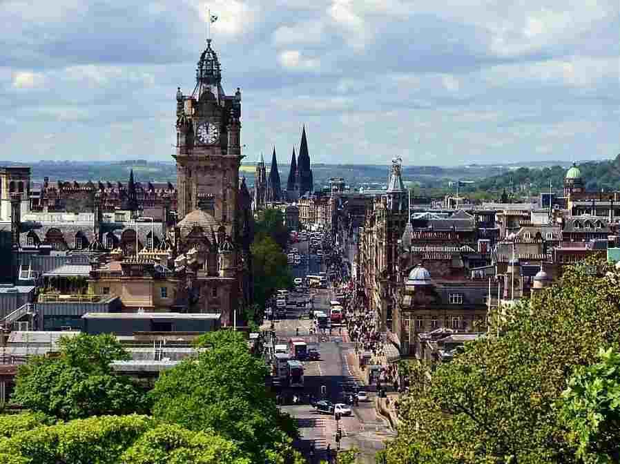 Staffordshire Escocia - Inglaterra en Casa