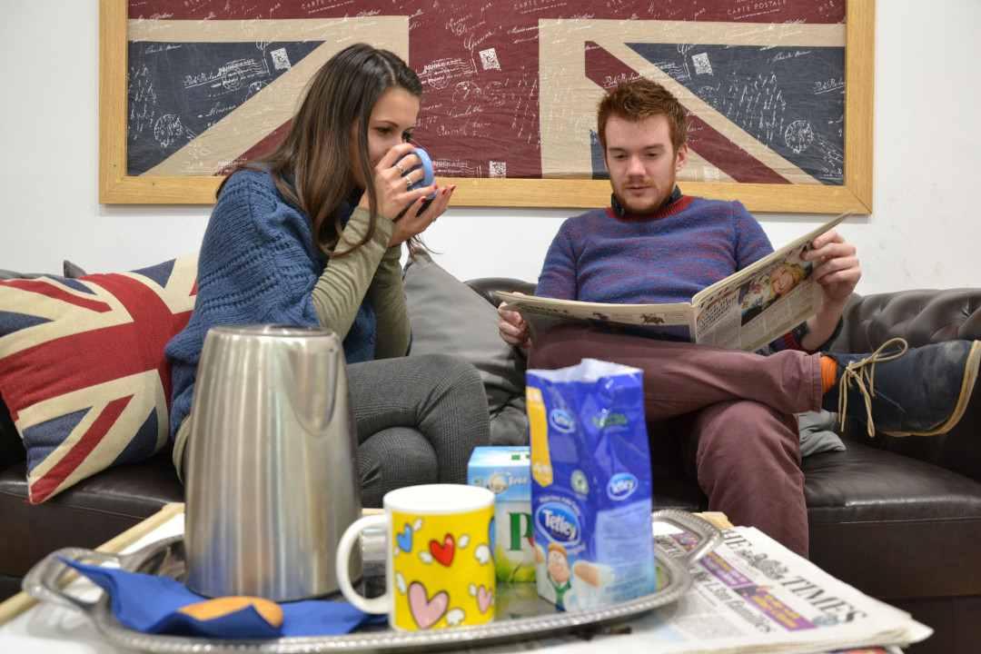 Familias británicas