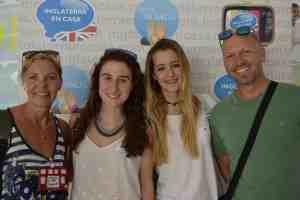 Día 1 Familias Britanicas