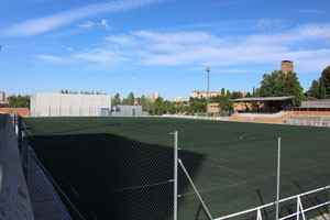 Campamento futbol Madrid