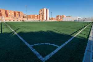 Campus fútbol Madrid