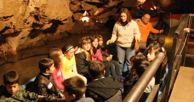 cuevas sant josep excursion ingles
