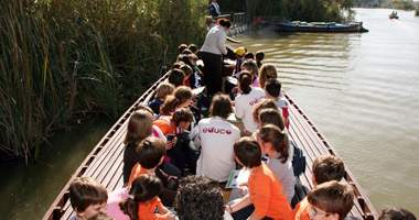 excursion albufera en ingles