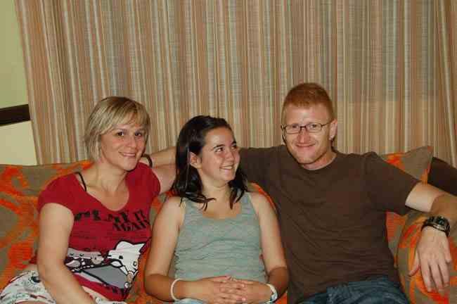 convivencia con familias inglesas