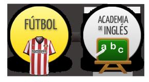 entrenamientos futbol clases de ingles