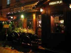 Irish pub, un buen lugar para aprender y practicar inglés
