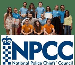 NPCC Inglaterra en Casa