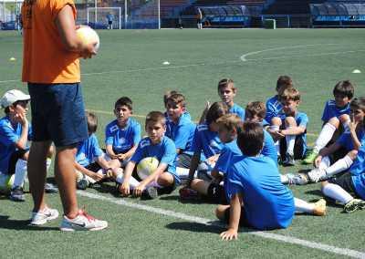 Ciudad deportiva Camilo Cano - Campamento de fútbol del Sunderland