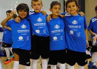 Campus Futbol Sunderland 2014 - cántico de moda en la premier league