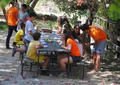 Actividades en ingles Campamento Verano