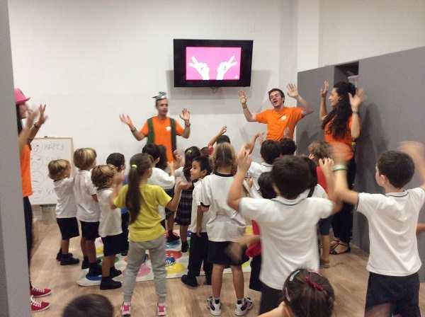 actividades en inglés para niños