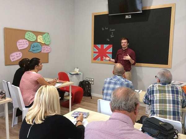 Cursos intensivos de inglés en Valencia