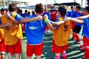 Campus fútbol sunderland asturias