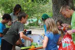 campamento ingles verano