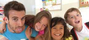 campamento de verano en inglés para niños