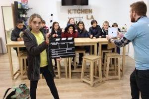 Un curso de inglés para niños diferente en Valencia.