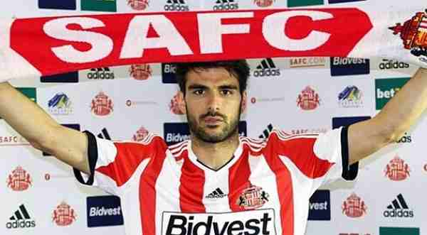 Jordi Gómez, único español de la plantilla del Sunderland