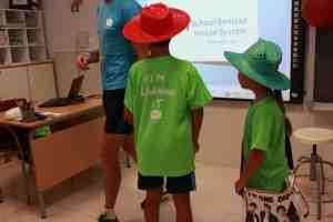 Actividades Ingles Escuela de Verano
