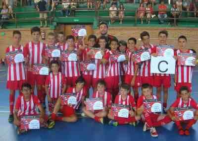 Closing ceremony del Campus de Futbol Pravia Asturias