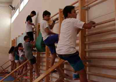Deportes e Ingles Campamentos verano