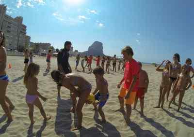 Dia Actividades Playa y Piscina Verano