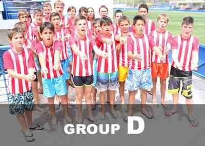 Grupos y Horarios Campus Sunderland 2015