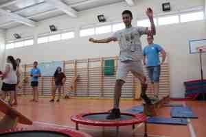 Alumnos y Actividades del Curso con Familias Británicas