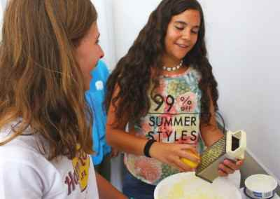 Primera semana de la escuela de verano