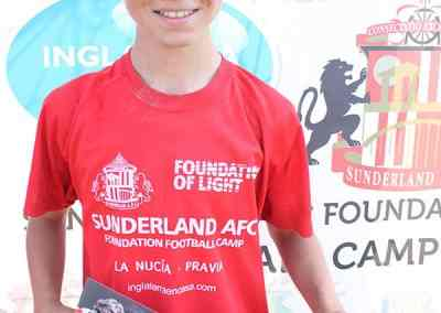 Primeros Finalistas Becas Sunderland 2015