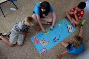 Segunda Semana Curso con Familias Británicas