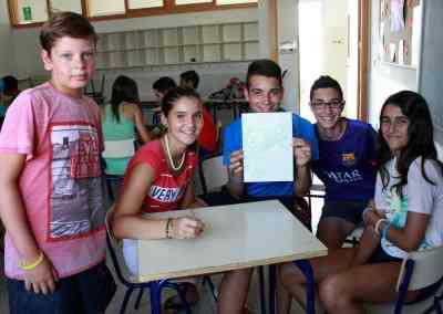 Escuela verano con clases originales en ingles