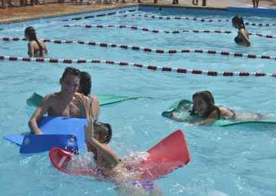Excursion Aqualandia Campamentos Verano