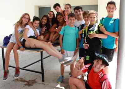 Ultimas actividades Escuela de Verano en inglés