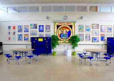 8. zonas comunes de la escuela_Bray