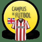 campamento de fútbol aprender inglés