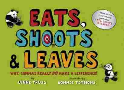 juegos para aprender inglés eats shoots and leaves