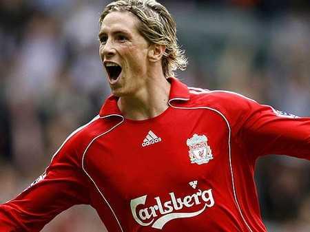 A Fernando Torres le costó, pero ahora habla inglés bastante bien