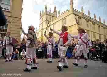 Oxford, ciudad universitaria y cultural