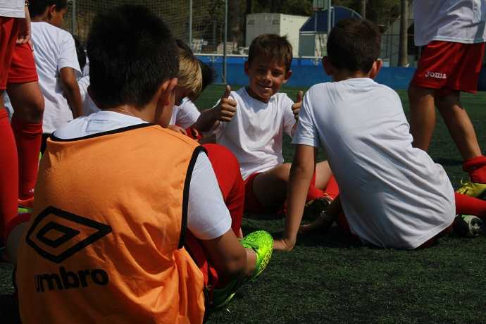 Precios Black Cats Football School