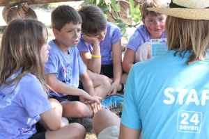 Grupos reducidos campamento de inglés