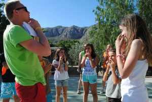 Campamentos de verano en Alicante