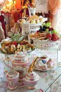 Tea time trays